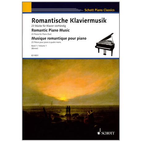 Romantische Klaviermusik Band 1