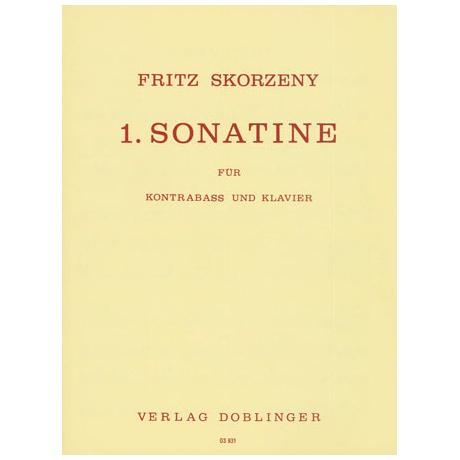 Skorzeny, F.: 1. Sonatine