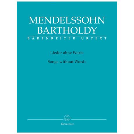 Mendelssohn Bartholdy, F.: Lieder ohne Worte