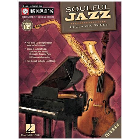 Soulful Jazz (+CD)