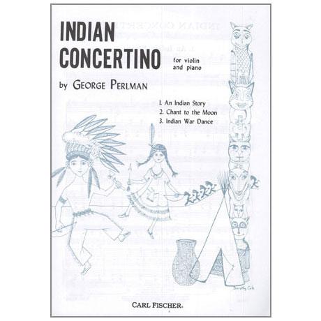 Perlman, G.: Indian Concertino