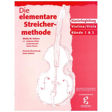 Die elementare Streichermethode – Band 1 & 2