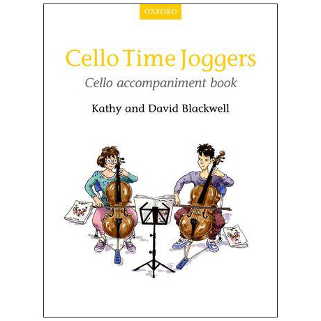 Blackwell, K. & D.: Cello Time Joggers – Cellobegleitung