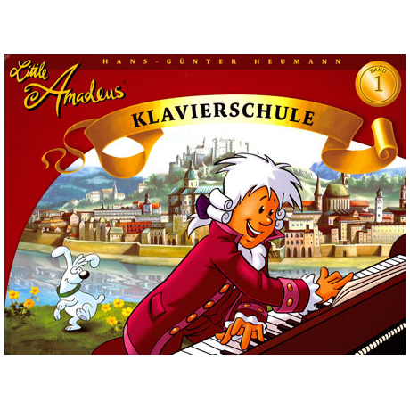 Little Amadeus – Klavierschule Band 1