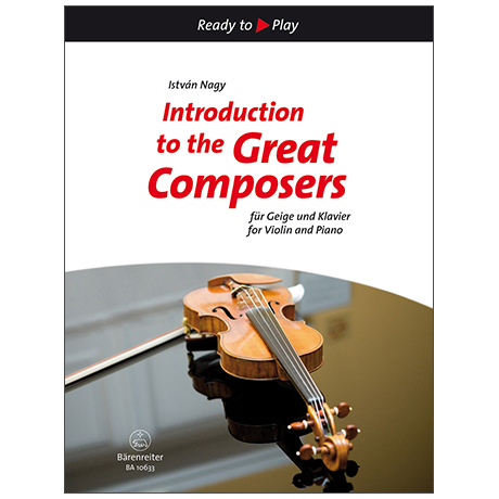 Nagy, I.: Introduction to the Great Composers