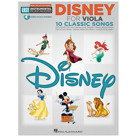 Disney – 10 Classic Songs