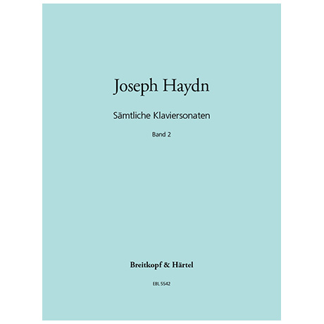 Haydn, J.: Klaviersonaten Band III