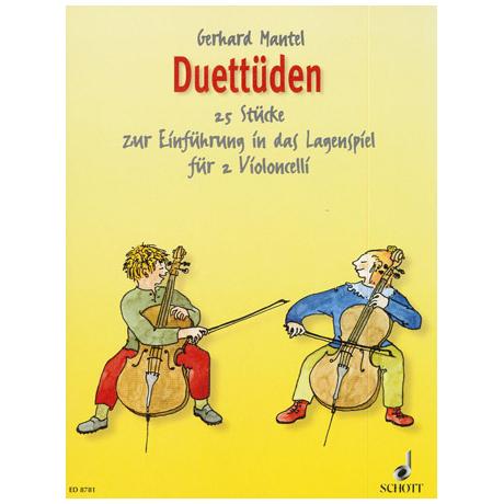 Mantel, G.: Duettüden