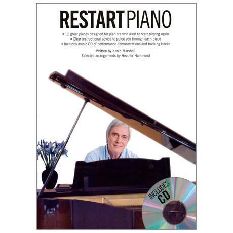 Restart Piano (+CD)