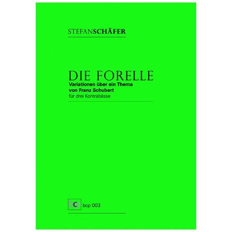 Schäfer, S.: Die Forelle – Variationen über ein Thema von Franz Schubert