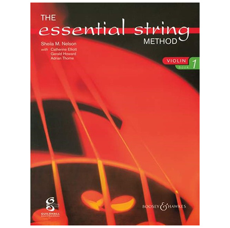 Nelson, S. M.: The Essential String Method Vol. 1 – Violin
