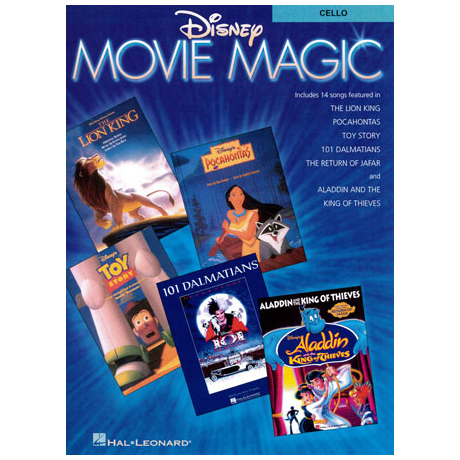 Disney Movie Magic for Cello