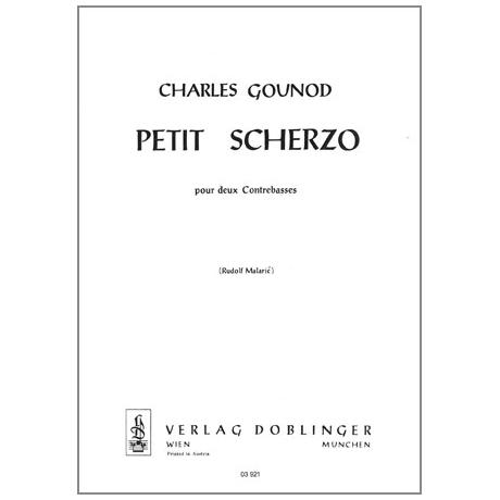 Gounod, C.F.: Petit Scherzo