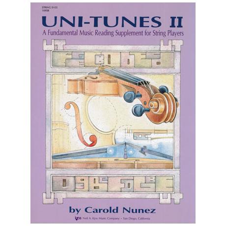 Nunez, C.: Uni-Tunes Band 2