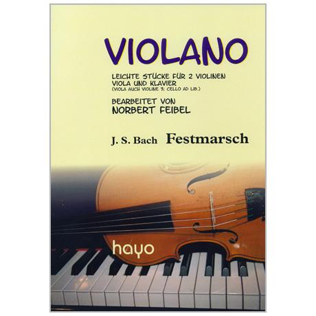 Bach, J. S.: Festmarsch