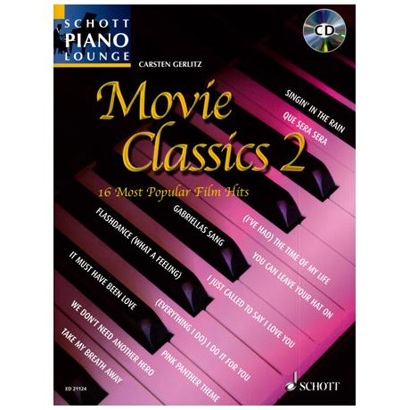 Schott Piano Lounge – Movie Classics 2 (+CD)