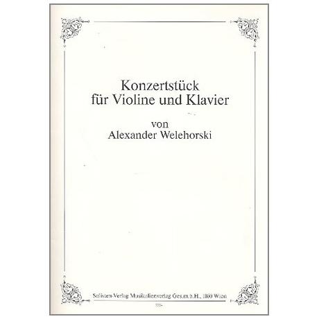 Welehorski, A.: Konzertstück