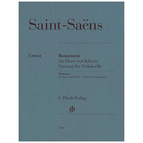 Saint-Saëns, C.: Romanzen Op. 36 und 67