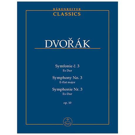 Dvorák, A.: Symphonie Nr. 3 Es-Dur Op. 10