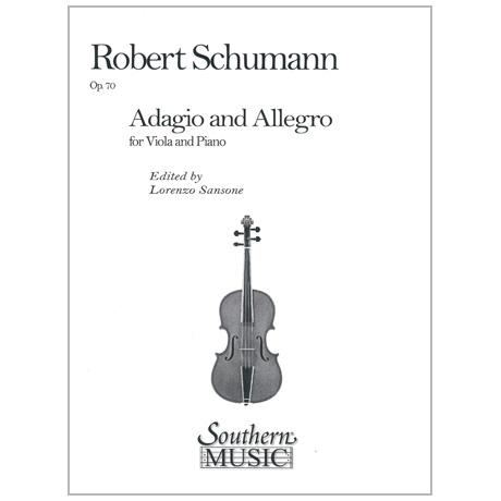 Schumann, R.: Adagio und Allegro Op. 70 As-Dur