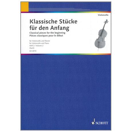 Such, P.: Klassische Stücke für den Anfang Band 2