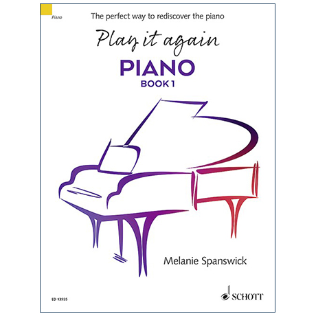 Spanswick, M: Play it again: Piano – Book 1