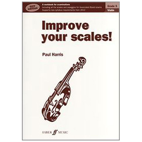 Harris: Improve your scales Grade 5