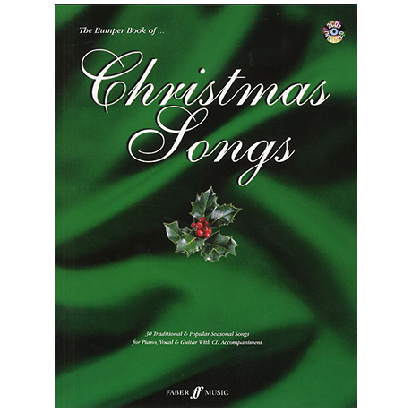 The Bumper book of Christmas Songs (+2 CDs)
