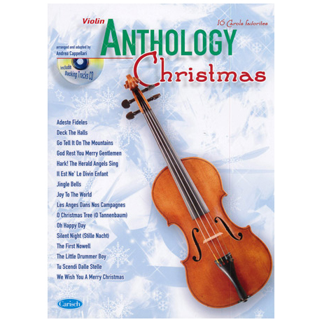 Anthology Christmas (+CD)