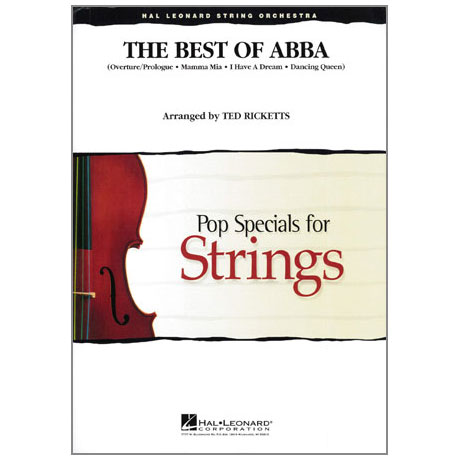 Pop Specials for Strings - The Best of Abba