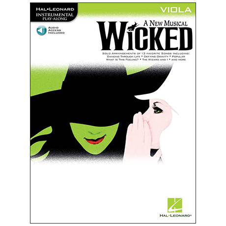 Wicked (+Online Audio)