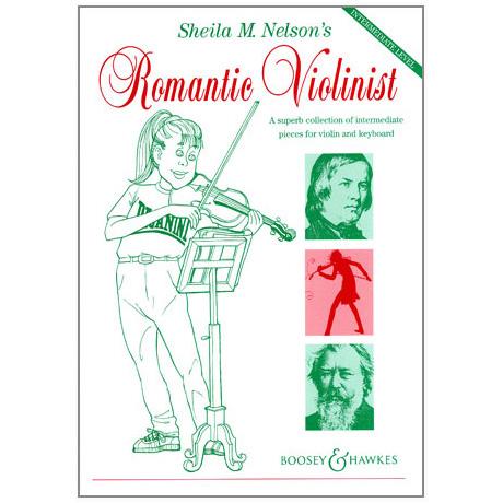 Nelson, S. M.: Romantique Violinist