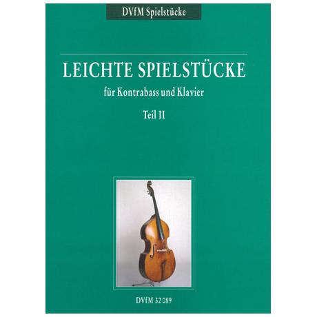Trumpf, Kl. (Hrsg.): Leichte Spielstücke Teil 2: Für Fortgeschrittene