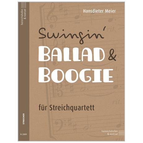 Meier, H.: Swingin' Ballad & Boogie
