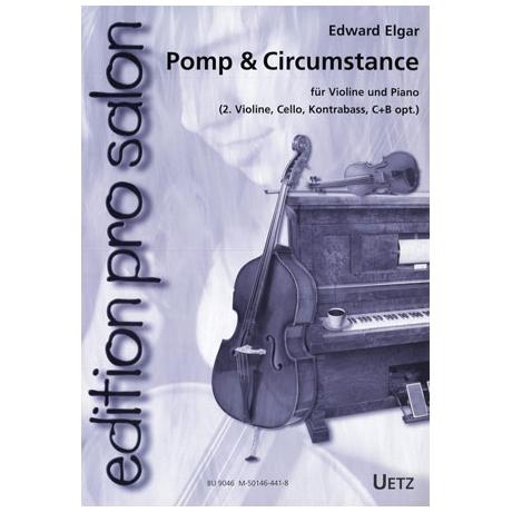 Elgar, E.: Pomp & Circumstance Op. 39/1 D-Dur