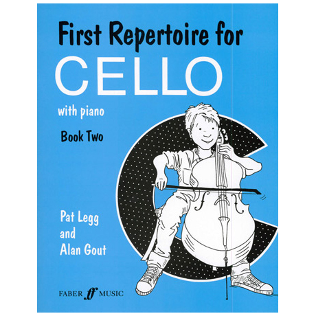First Repertoire for Cello Band 2