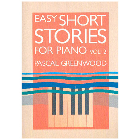 Greenwood, P.: Easy Short Stories Vol. 2