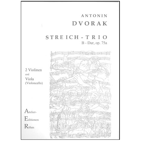 Dvořák, A.: Trio Op. 75a