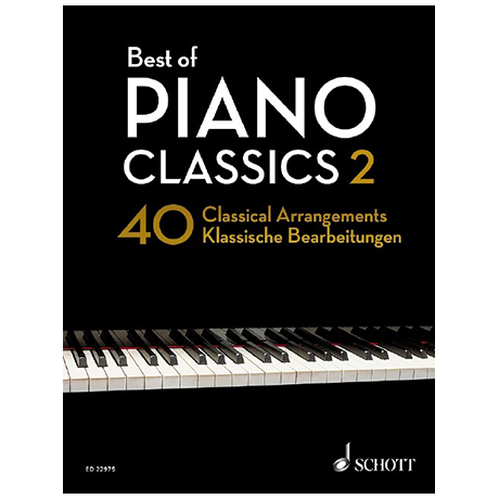 Heumann, H.-G.: Best of Piano Classics Band 2