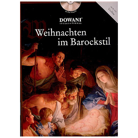 Weihnachten im Barockstil (+CD)