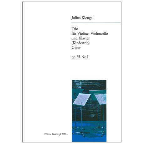 Klengel, J.: Kindertrio C-Dur Op.35 Nr.1