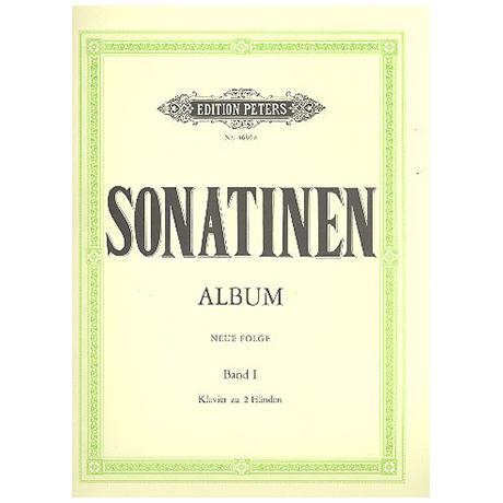 Sonatinen-Album, Neue Folge (Volger) Band I