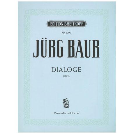 Baur, J.: Dialog
