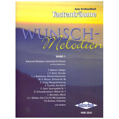 Terzibaschitsch, A.: Wunschmelodien Band 1