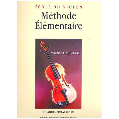 Hauchard, M.: Méthode élémentaire Band 1