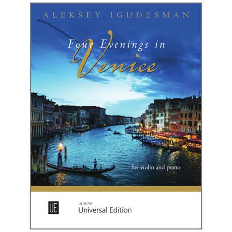 Igudesman, A.: Four Evenings in Venice