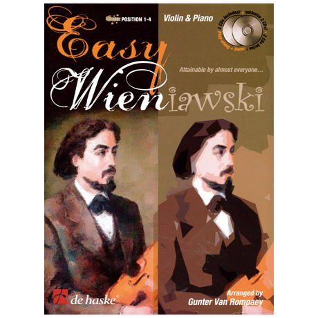 Easy Wieniawski (+ 2 CD's)