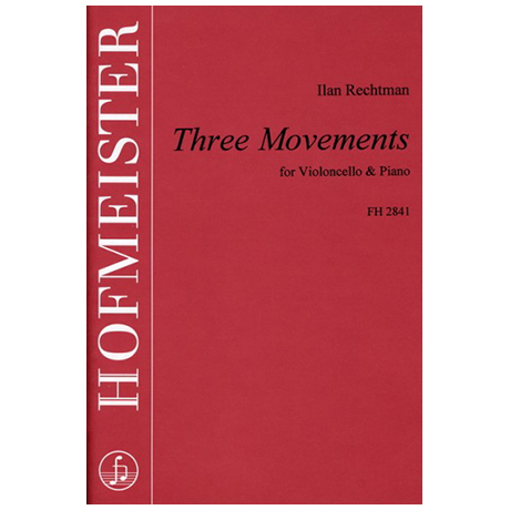 Rechtman, I.: Three Movements