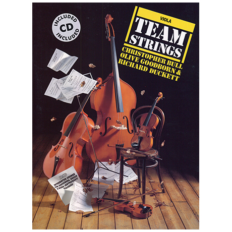 Team Strings (+CD)