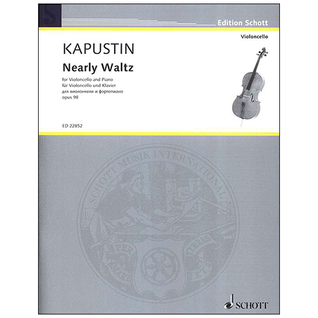 Kapustin, N.: Nearly Waltz Op. 98 (1999)